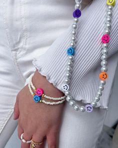 Diy Jewelry Rings, Diy Jewelry Unique, Handmade Wire Jewelry, Beaded Jewelry Designs, Trendy Jewelry, Handmade Bracelets, Beaded Bracelets, Diy Necklace, Diy Earrings