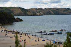 Laguna de tota Boyaca playa blanca