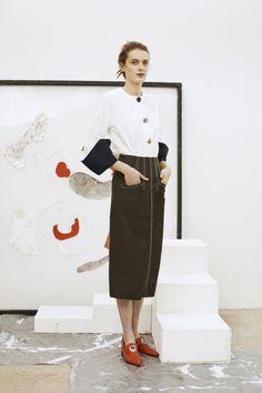 4b83361ace11 Rejina Pyo Ready-to-Wear - Autumn 2016 British Fashion Brands