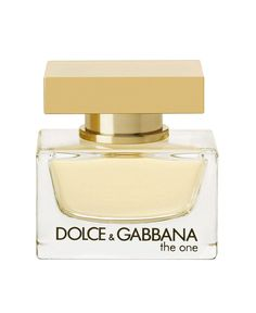 Dolce & Gabana The One Still a favorite date night perfume of mine.