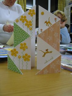 card making with a twist