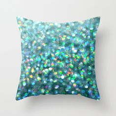 Under the Sea... Throw Pillow