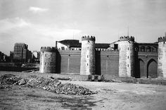 Louvre, Building, Madrid, Travel, Old Photography, Zaragoza, Antique Photos, Palaces, Cities