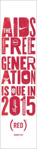 The AIDS free generation is due in 2015