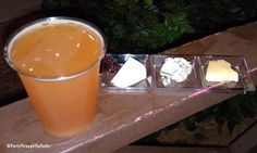 Cheese/Germany - Grapefruit Beer & Cheese selection