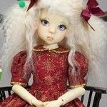 For 1/4 Kaye Wiggs dolls, now at Antique Lilac...