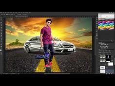 Fantasy Photoshop Manipulation Tutorial Photo Effects Tutorials