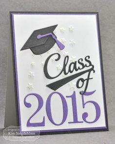 Graduation Day by atsamom - Cards and Paper Crafts at Splitcoaststampers