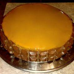 The Caramilk Secret Cheesecake