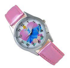 New Cinderella Women Child Girl Boy Watch Wrist Xmas Gift 90 #Unbranded #Casual