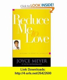 The winning attitude your key to personal success 0020049043776 reduce me to love unlocking the secret to lasting joy ebook fandeluxe Gallery