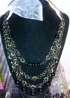 Black Ball & Chain ~SOLD~