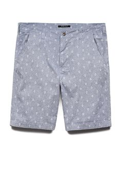Nautical Chambray Shorts | 21 MEN - 2000089694