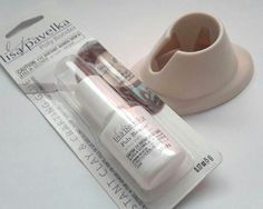 Poly bonder, Hi Temp adhesive and holder set. perfect for gluing polymer clay to clay, metal, glass and more