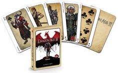 Dragon Age II Spielkarten