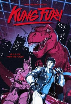 Kung Fury – An Over-the-top 80s Style Action Comedy | Killer Kitsch