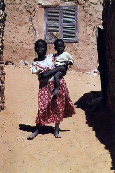 Mauritania - Chinguetti, mauritanians