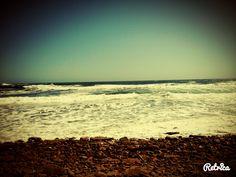Beach from yesterday