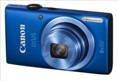 Photo numérique bleu Canon Ixus 132 59,99 € livré le moins cher
