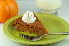 Nutrisystem provides a delicious recipe for a Pumpkin Pie that goes big on fall's finest flavors but light on the guilt.