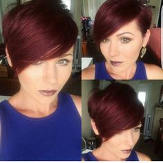 @express_yourself05 just a great  cut and color