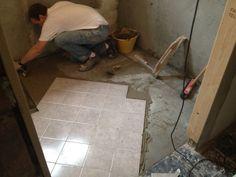 Lavoro nei nuovi bagni disabili 1