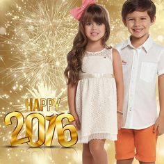 Feliz Ano Novo!!  ✨    #Happy2016 #PurezaBaby