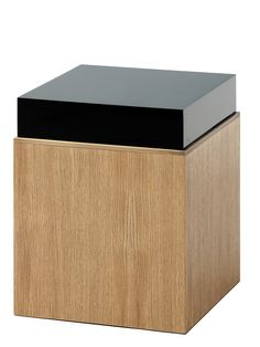 BLOCK SIDE TABLE by Duistt
