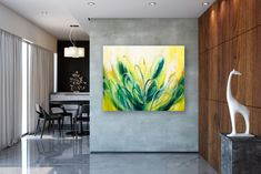 Large Abstract Canvas Art,Extra Large Abstract Canvas Art,large art on canvas,original abstract,extra large modern FY0043