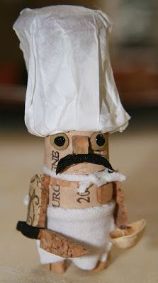 Cork Sculptures with Francesco Ferrario – Food Woolf
