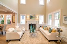4216 Colbath Ave - traditional - Living Room - Los Angeles - Wayne Ford Films