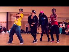just some of my favorite European dancers doing their thing and having fun. Raggajam. with Laure Courtellement, A ni mal, Jiggy, and Awenie.
