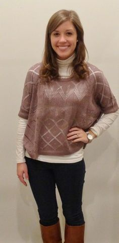 Trendy Textured Sweater - Studio 3:19
