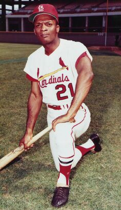 Curt Flood - Cardinals