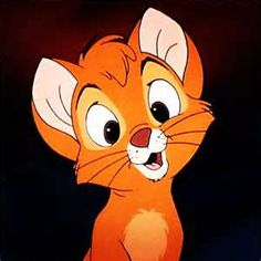 *OLIVER ~ Oliver and Company, 1988- My first childs first movie in the Theater..Our first Cats name a year later!