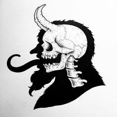 An illustration by Lozzy Bones