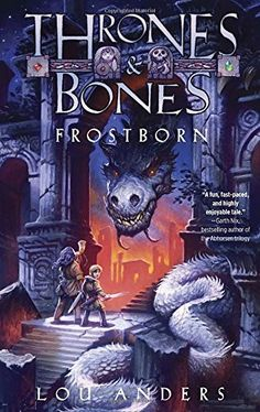 Frostborn (Thrones and Bones) by Lou Anders http://www.amazon.com/dp/0385387784/ref=cm_sw_r_pi_dp_cwJ4tb14KPQCH