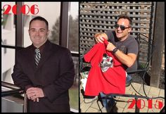 Looking back to when Scott Thompson joined the team in 2006, and glad we are now celebrating 9 successful years! Happy anniversary, Scott! And we are happy you have finally managed to snag a t-shirt you have been longing for. #TBT