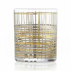Mingle Bar Glass in Glassware & Barware | Crate and Barrel