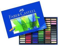 Pastelkrijt, Faber Castell