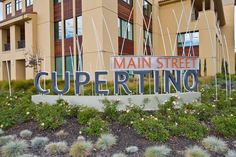 To Wonderful New Shopping And Restaurants At Main Street Cupertino