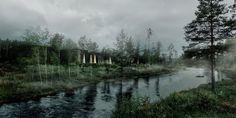 Sanden+Hodnekvam Architects · Tietäjä - Norwegian Forest Finn Museum