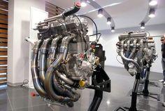 Yamaha M1 Engines