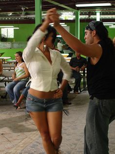 ☀Puerto Rico☀Salsa! (Puerto Rico). 'You'll hear the basic rhythm of the clavé (percussion instrument) driving Puerto Rican pop music and traditional songs. The secret to grooving to its rhythms on the dancefloor is handed down from one generation to the next.