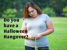Do you have a Halloween Hangover