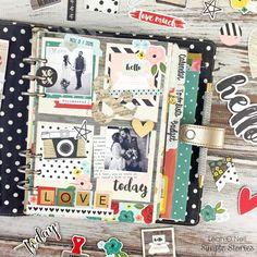 Memory+Keeping+in+My+Carpe+Diem+Planner - Scrapbook.com