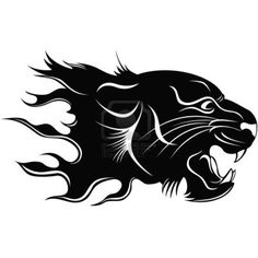 Google Image Result for http://us.123rf.com/400wm/400/400/rizado/rizado1009/rizado100900016/7901017-black-silhouette-of-a-head-of-a-tiger-with-a-flame.jpg