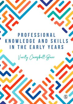 Buy Professional Knowledge & Skills in the Early Years by Dr. Verity Campbell-Barr and Read this Book on Kobo's Free Apps. Discover Kobo's Vast Collection of Ebooks and Audiobooks Today - Over 4 Million Titles! Early Years Teacher, Eyfs, Early Childhood, Teaching Resources, Encouragement, This Book, Knowledge, Education, Young Children
