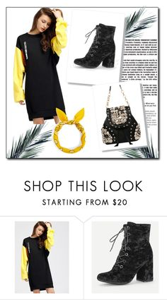 """""""Shein"""" by chogan-2 ❤ liked on Polyvore"""
