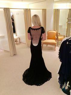 A beautiful dress with Swarovski stones ❤️